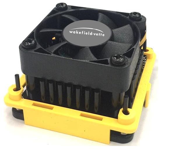 920 Heat Sink Fan Combination