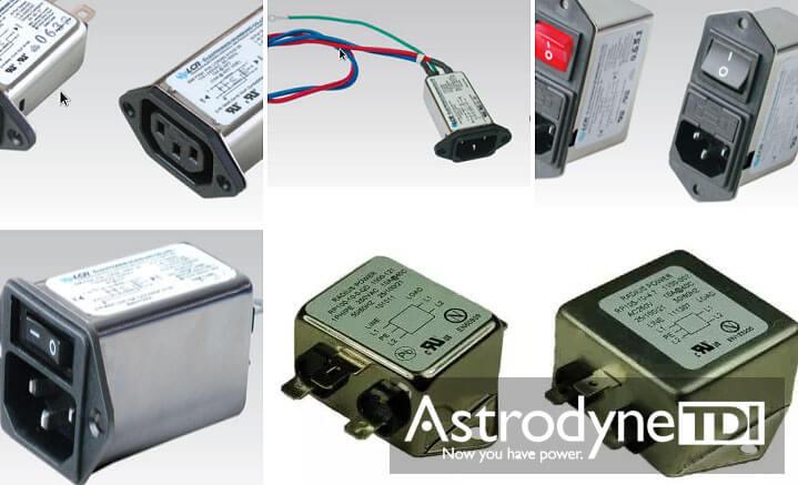 Astrodyne Medical Grade EMI Filters