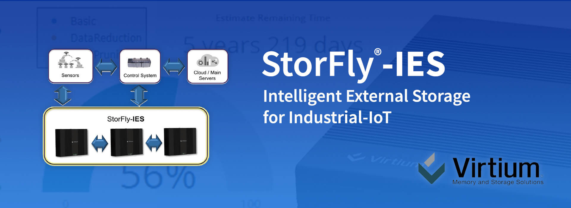 Virtium Stor-Fly Intelligent External Storage