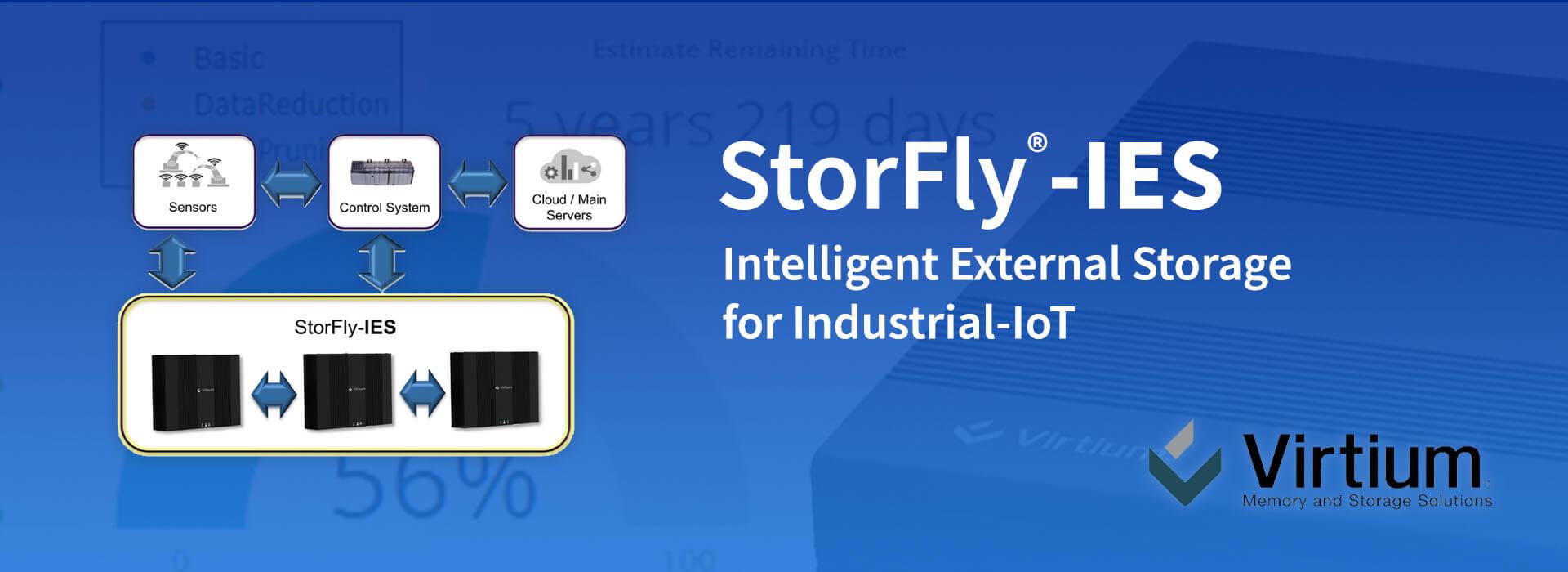 Virtium Stor-Fly Intelligent External Storage