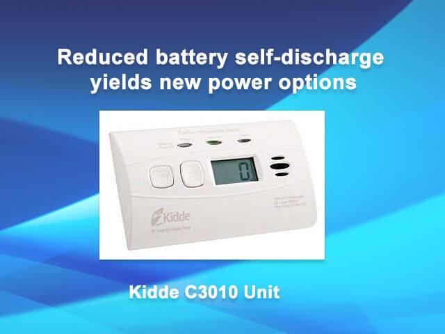 Kidde Carbon Monoxide Alarm C3010D