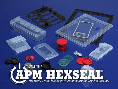 APM Hexseal Elastomeric Molding Capabilities
