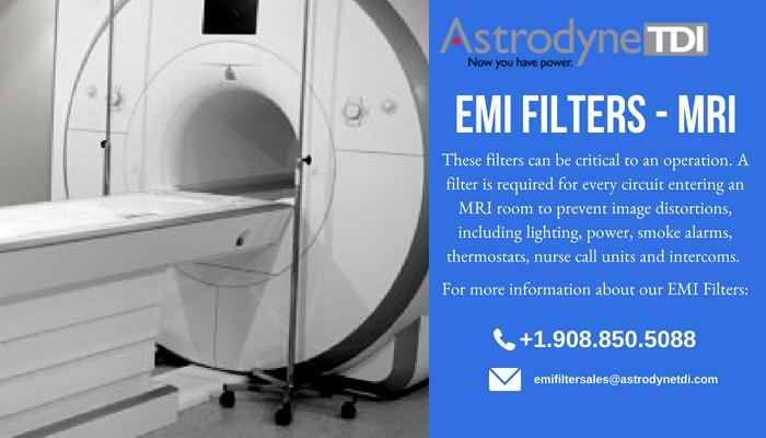 Astrodyne EMI Filters