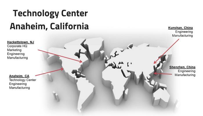 Astrodyne TDI new technology center in Anaheim CA
