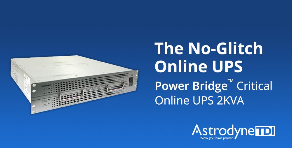Power Bridge Online UPS 2KVA