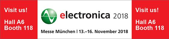 Zettler at Electronica