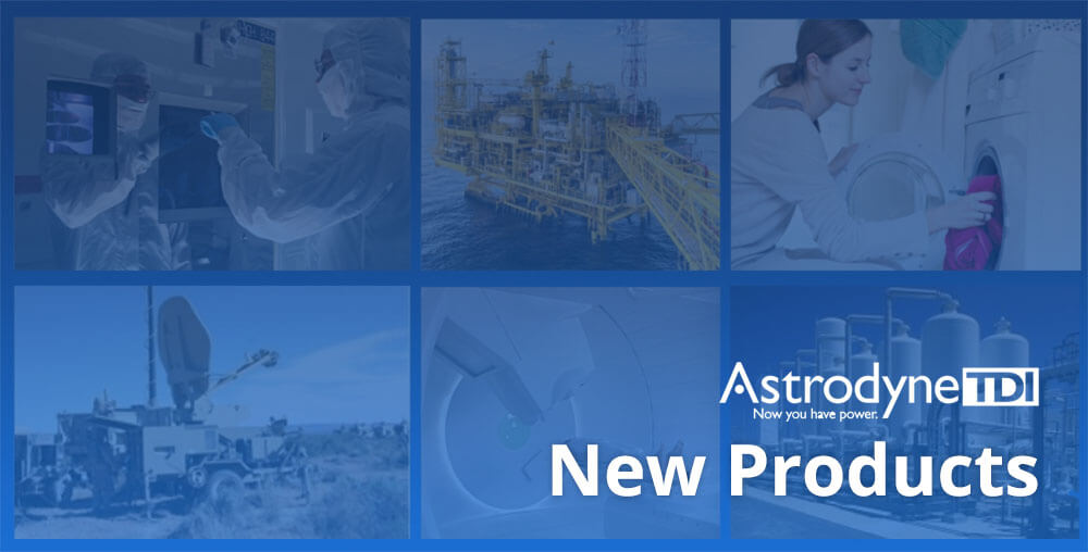 Astrodyne TDI new products