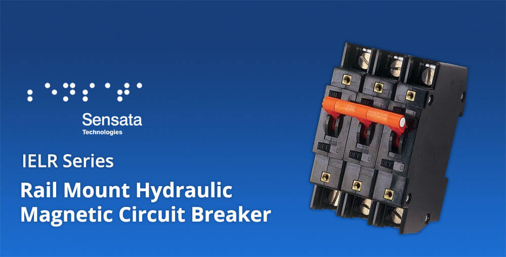 IELR Din Rail Circuit Breaker Hydraulic