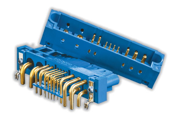 Positronic SP Series power signal connector