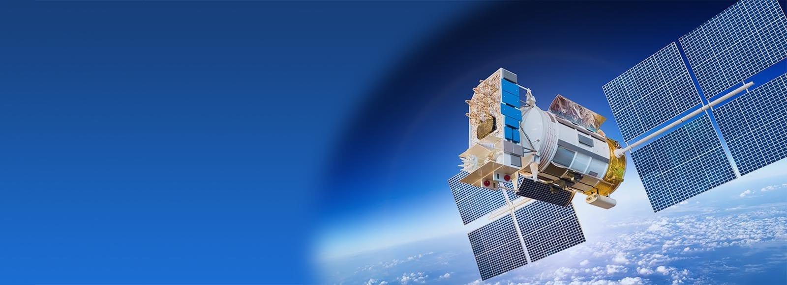 satellite slide