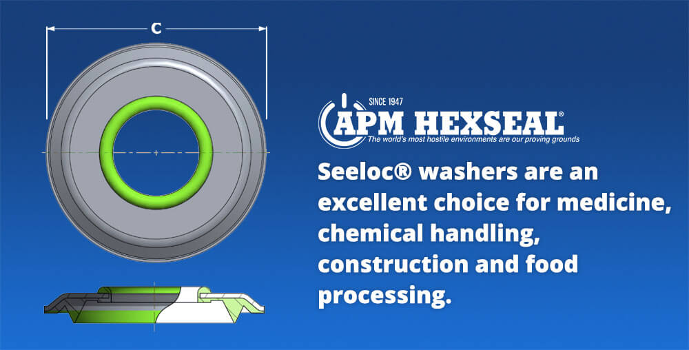 Seeloc washers