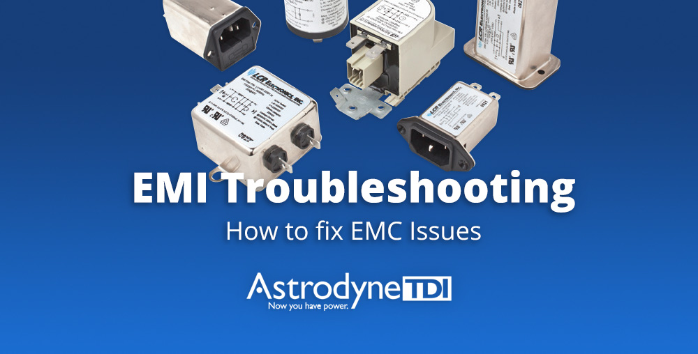 EMI Troubleshooting: How to fix EMC issues