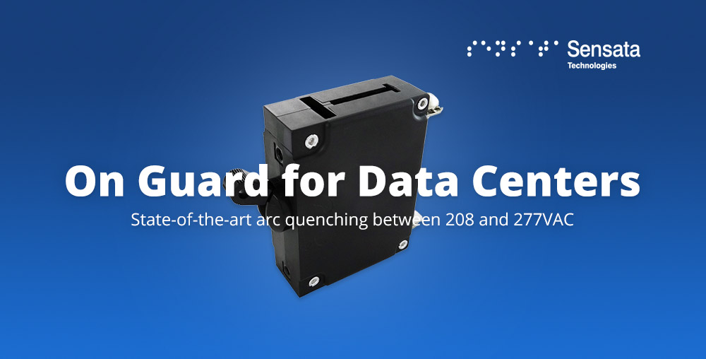 On Guard for Data Centers: State-of-the-art arc quenching between 208 and 277VAC