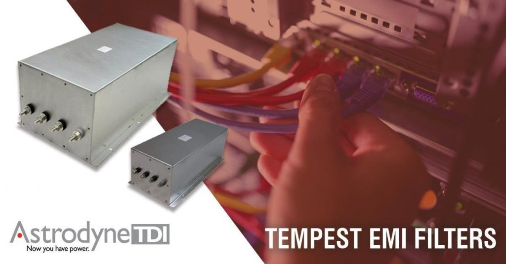 Astrodyne Tempest EMI Filters