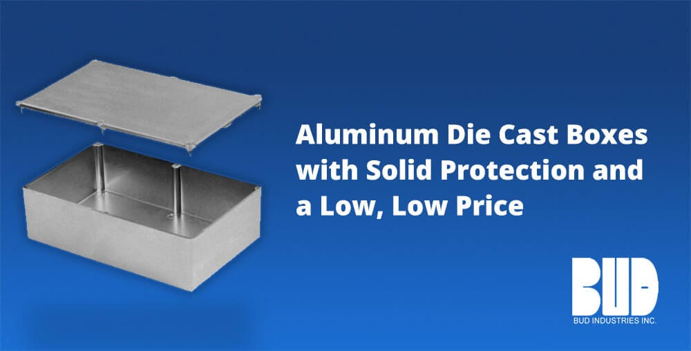 cheap die cast aluminum enclosures