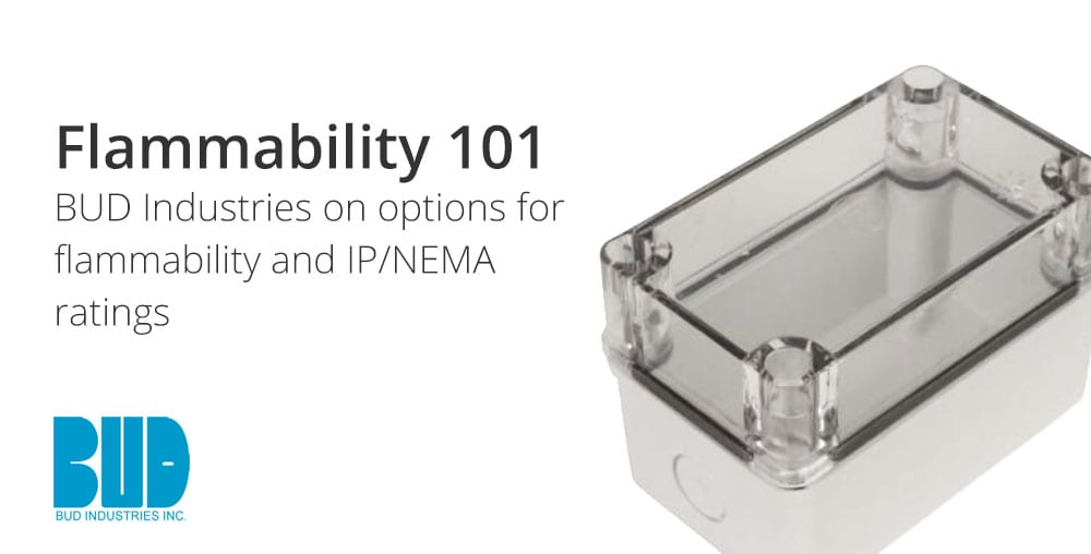 IP NEMA Ratings and Enclosure Flammability