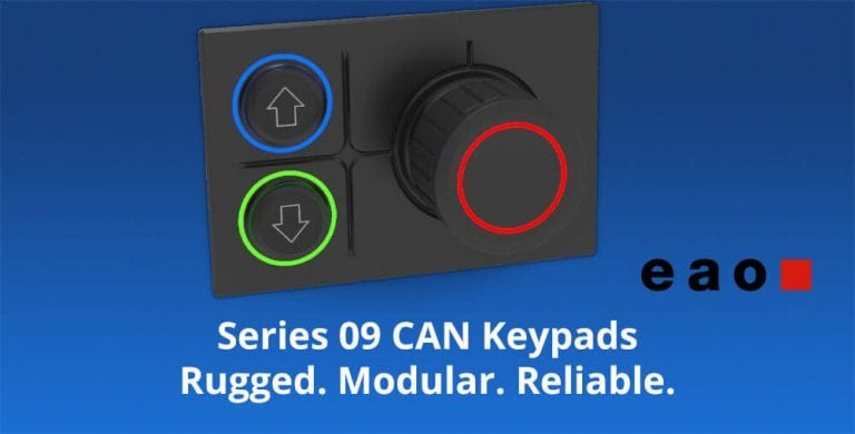 rugged can keypads