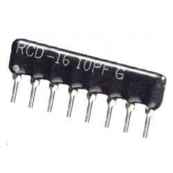 High ohm resistors