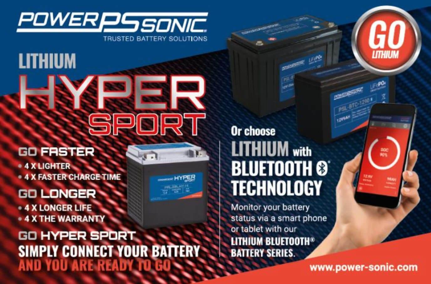 Reliable lifep04 batteries
