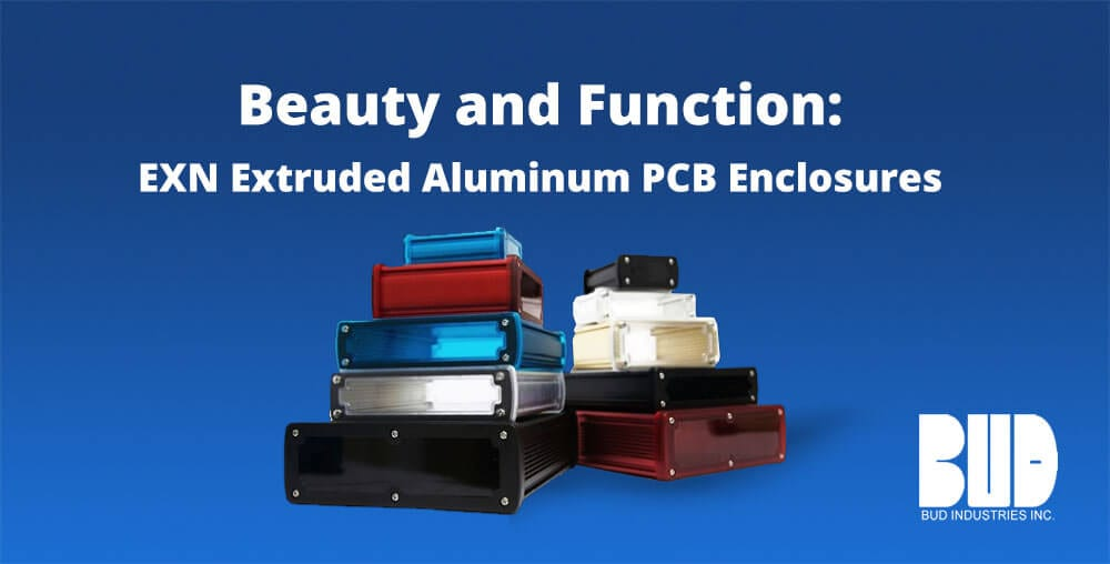Extruded aluminum IP66 enclosures