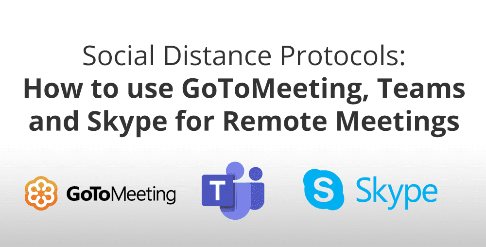 remote meeting tools