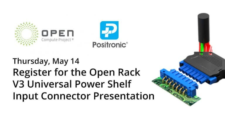 Positronic Scorpion featured at OCP Summit