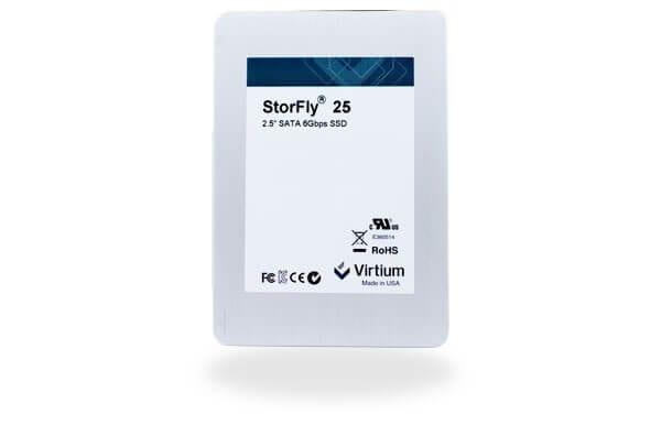 Virtium CE 4TB SSD