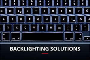 backlighting solutions