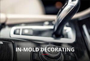 in mold decorating