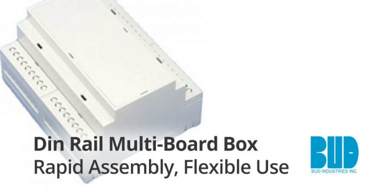Din Rail Multi Board Box
