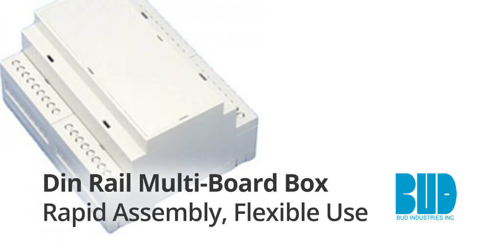 Din Rail Multi Board Box
