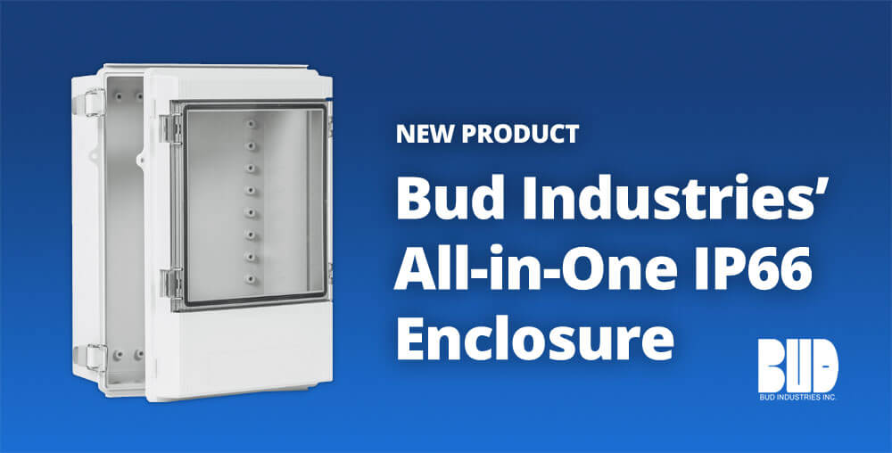 Bud all in one enclosures AIO