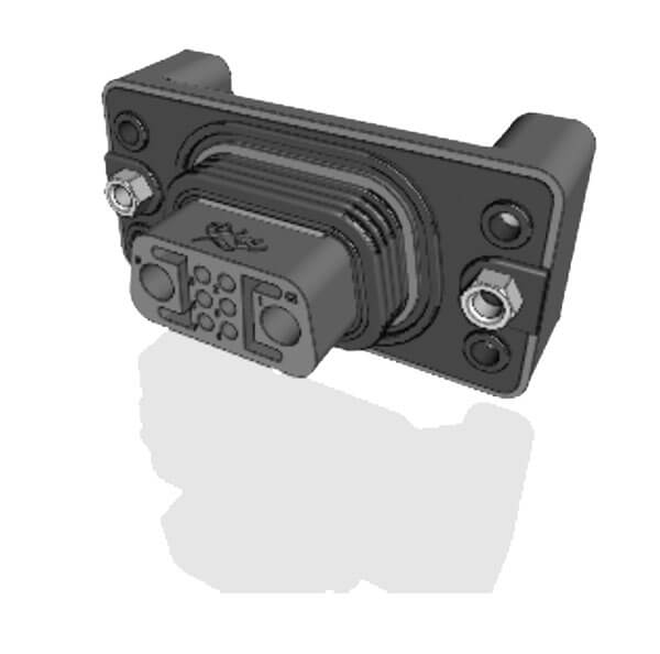 Positronic PA Series Panther connector