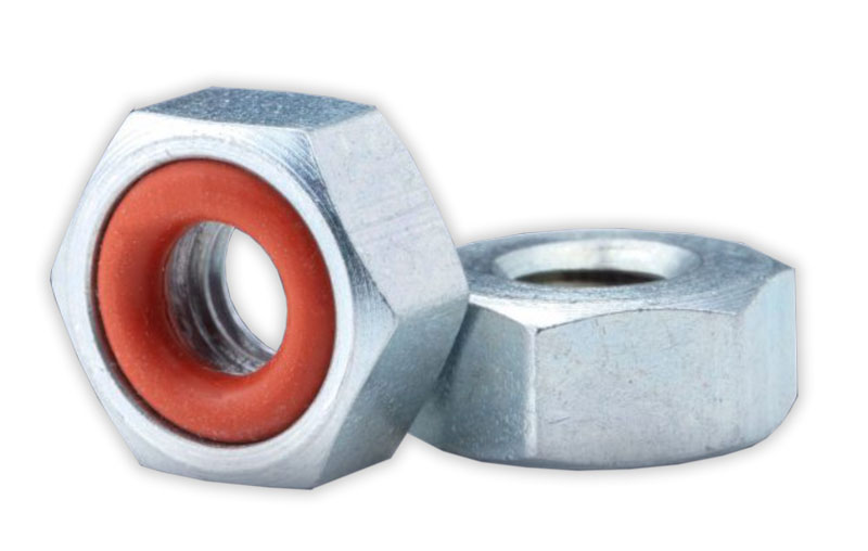 Seal nuts and washers