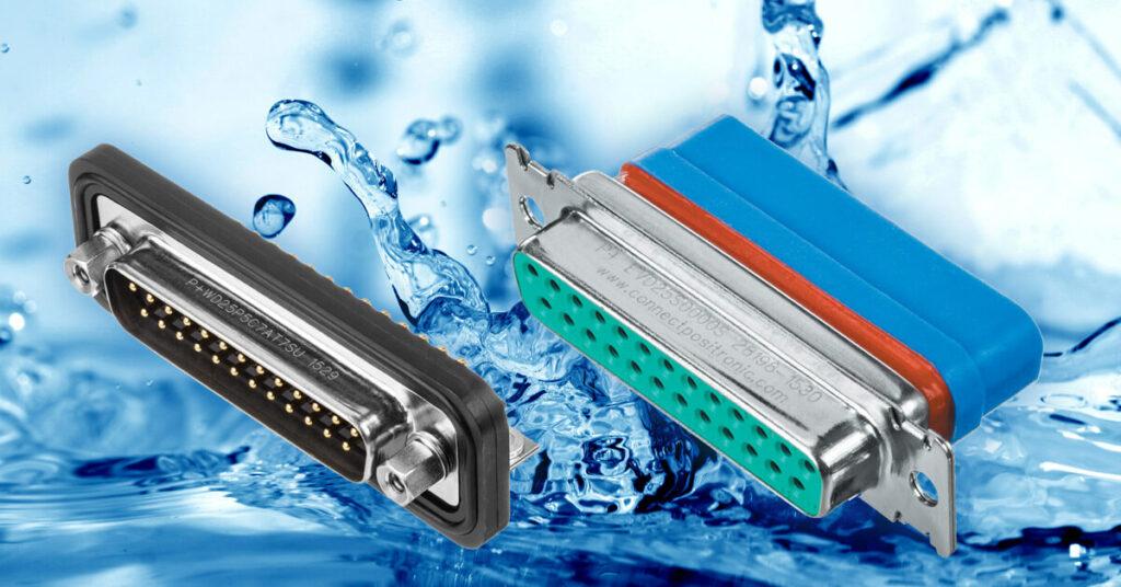 ip67 waterproof connectors