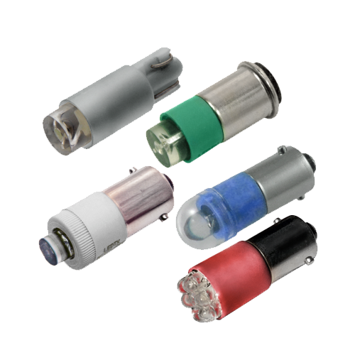 Miniature based LEDs