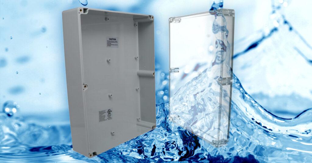 submersible polycarbonate enclosures